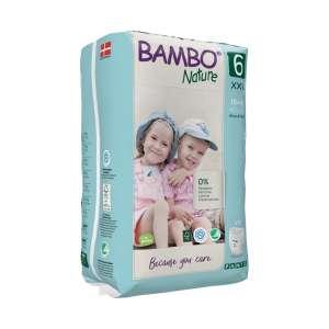 Bambo Nature Bugyipelenka 18kg+ (18db)