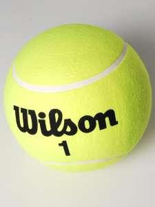 Wilson YELLOW JUMBO BALL 09 31078860 Tenisz