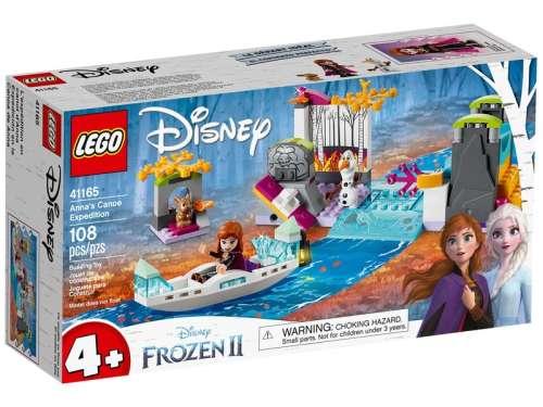 LEGO® Disney Anna kajaktúrája 41165