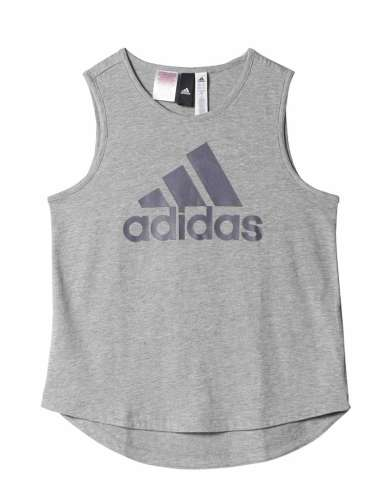 Adidas PERFORMANCE YG LOGO SL TEE