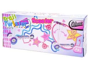 Junior Twist háromkerekű roller - fehér 31227597 Roller és gördeszka
