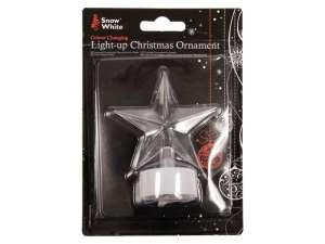 Karácsonyi LED asztalídísz - többféle 31128395 Zenélő doboz