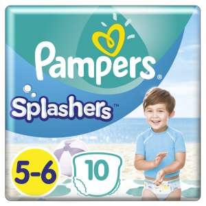 Pampers Splashers Úszópelenka 14kg+ Junior 5-6 (10db) 31133084 Úszópelenka