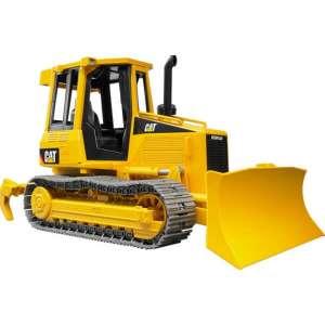Caterpillar játék Buldózer 30,3cm #sárga