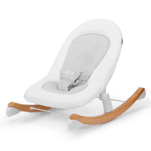 Kinderkraft Finio Pihenőszék #fehér-szürke