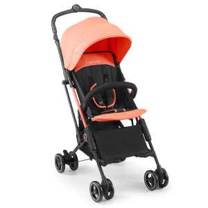 Kinderkraft Mini Dot sport Babakocsi #korall