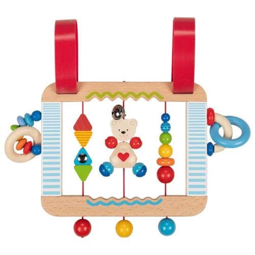 Fa készségfejlesztő Játék - Maci