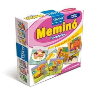 Az első játékaim, ellentétek keresése - Granna 31173905 Memória játék