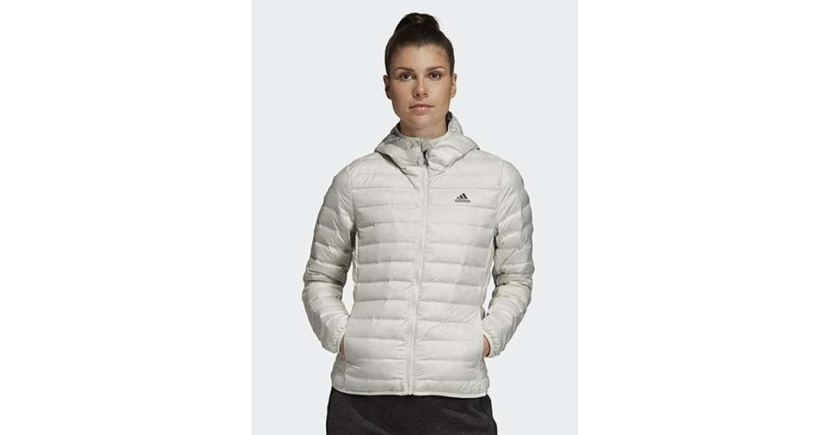 Adidas PERFORMANCE VARILITE HOODED DOWN JACKET | Pepita.hu