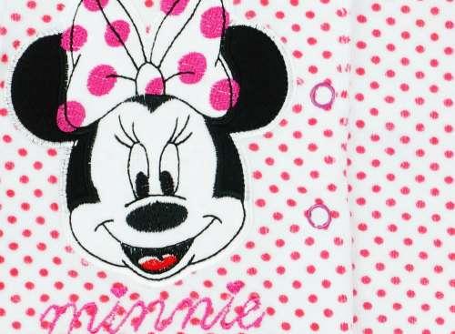 Disney Minnie bébi plüss kocsikabát (kardigán) 31190733