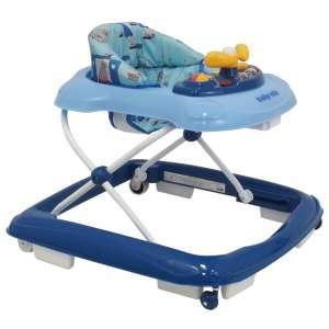 Baby Mix Bébikomp Játékpanellel #kék 31191904 Bébikomp