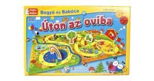 Keller&Mayer Úton az Oviba Társasjáték-Bogyó és Babóca 31206617 Társasjáték