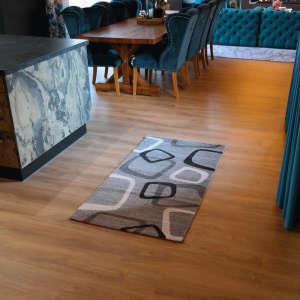 Gira Lyon szürke színű szőnyeg 80 cm x 150 cm-es 31192100 Szőnyeg