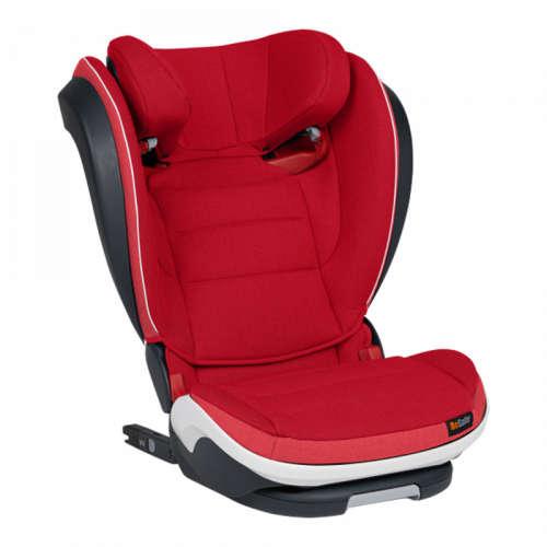 BeSafe iZi Flex S FIX i-Size Gyerekülés 15-36 kg #piros