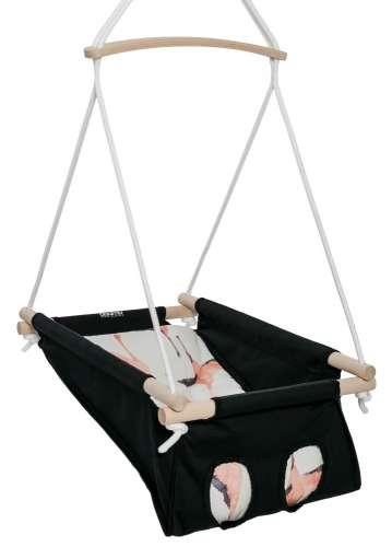 Adamo hinta (keresztrúddal) - Flamingó #fekete