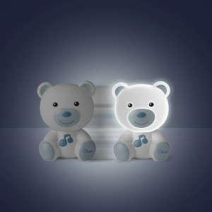 Chicco Dreamlight Éjjeli fény - Maci #kék 31192861 Éjjeli fény, projektor