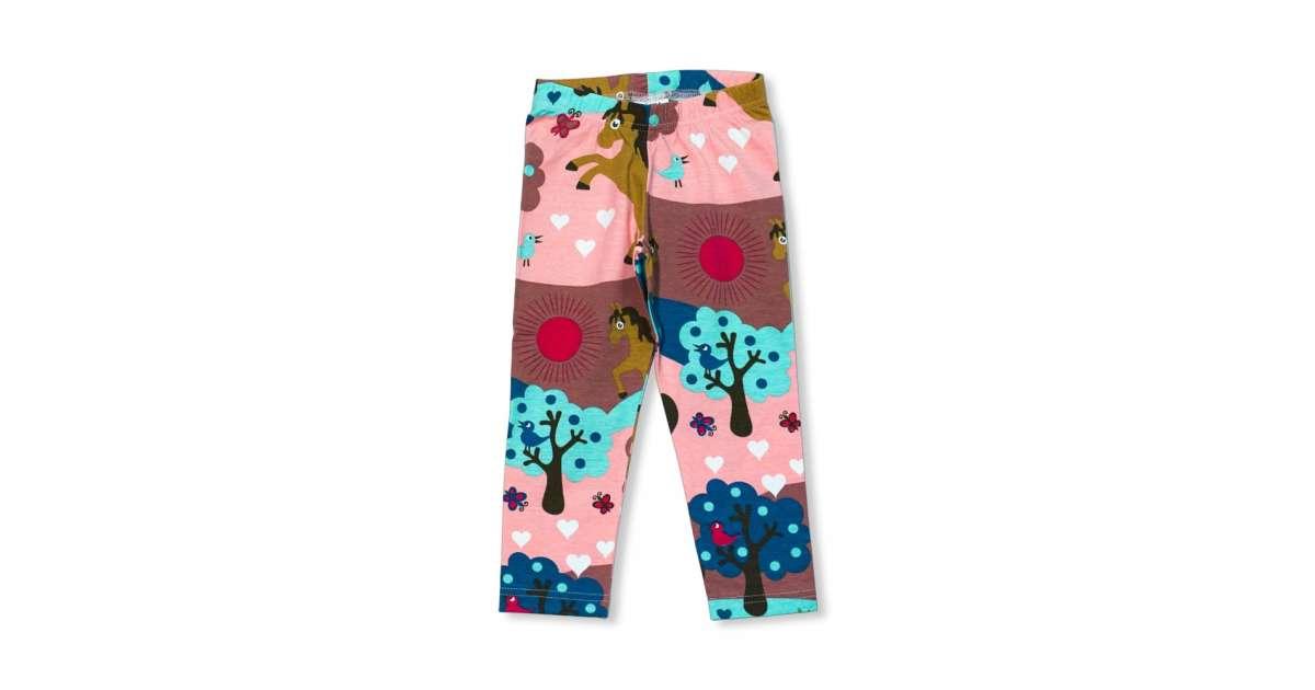 JNY organikus pamut kislány leggings lovas | Pepita.hu