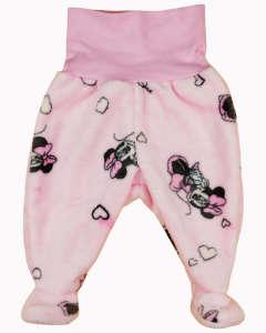 Disney wellsoft baba Nadrág - Minnie Mouse #rózsaszín