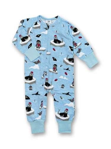 JNY organikus gyerek pizsama - fóka 31193986