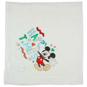 Disney Textil pelenka - Mickey Mouse #fehér 31194013