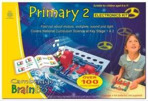 Brainbox elektronikai Alap készlet (Primary 2) 31196062 Tudományos és felfedező játék