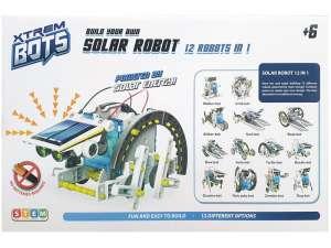 Építs napelemes robotokat 12IN1 31196291 Interaktív gyerek játék
