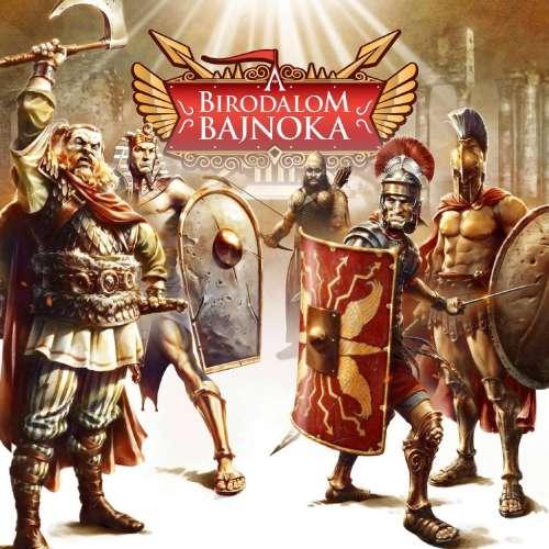 A birodalom bajnoka - stratégiai Társasjáték