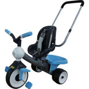 Szülőkaros Tricikli #kék