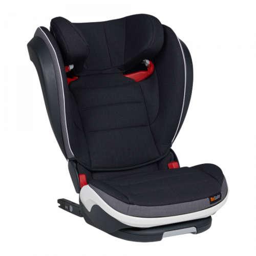 BeSafe iZi Flex FIX S i-Size biztonsági Gyerekülés 15-36kg #fekete