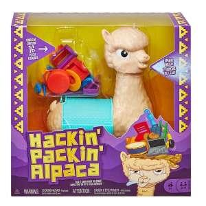 Mattel Köpködő alpaka családi Társasjáték 31200388 Társasjáték
