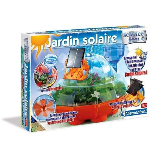 Tudományos játék - Napelem