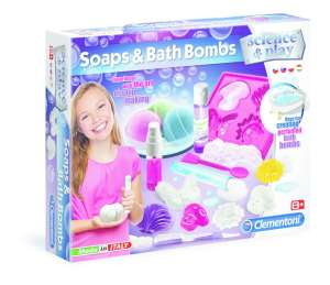 Fürdőbomba és szappan készítő Játék 31200469 Kreatív játék