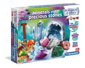 Clementoni Tudományos játék - Kristályok