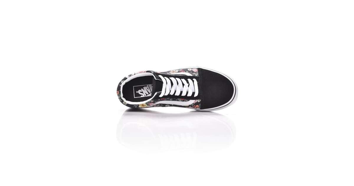 Vans Ua Old Skool női Utcai cipő #fekete
