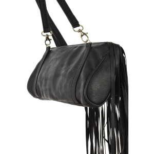Rinascimento fekete, mintás, kis méretű női válltáska 31204321 Női táska és pénztárca