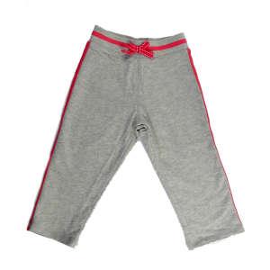 Szürke, oldalt csíkos lány szabadidő nadrág 31204415 Gyerek nadrág, leggings