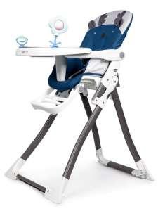 Ecotoys fix Etetőszék - Rénszarvas #kék 31212353 Etetőszék