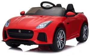 Baby Mix Jaguar Elektromos autó távirányítóval 12V #piros 31216208 Járgányok