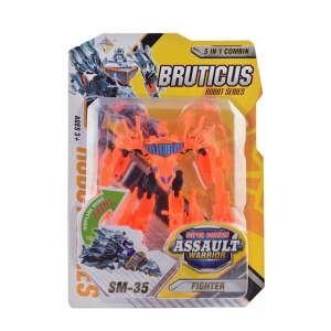 Bruticus átalakuló robotok – vadászrepülő, narancssárga 31220409 Autós játékok, autó, jármű