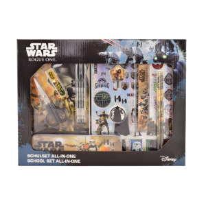 Star Wars Zsivány Egyes minden egyben írószercsomag – 11 db 31286002 Írószer, toll, ceruza
