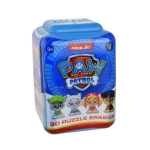 Mancs Őrjárat 3D puzzle radír meglepetés 31284608