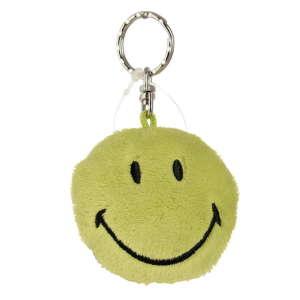 Nici világoszöld plüss smiley kulcstartó 31220659 Kulcstartó gyerekeknek
