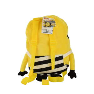 Fegyenc minyon plüss hátizsák – Stuart, 35 cm 31220734 Játékok