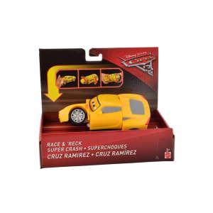 """Verdák 3 Super Crash karambol autó – sárga, 15 cm 31248863 A Pepitán ezt is megtalálod: """"verdák"""" 17 kategóriában"""