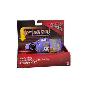 Verdák 3 Super Crash karambol autó – lila, 15 cm 31268903 Autós játékok, autó, jármű