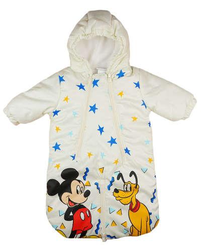 Disney Mickey és Plútó vízlepergetős bélelt overál
