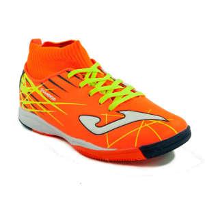 Joma Champion JR Sock száras fiú Teremcipő #narancssárga 31246961 Joma Gyerekcipő sportoláshoz