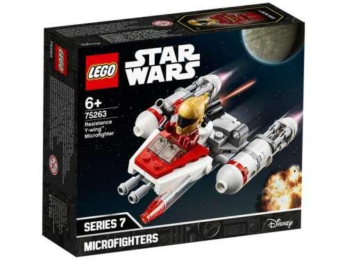LEGO Star Wars TM 75263 Az Ellenállás Y-szárnyú™ Microfightere