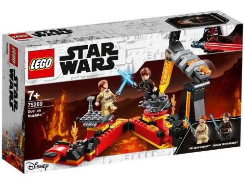 LEGO Star Wars TM 75269 Párbaj a Mustafaron™