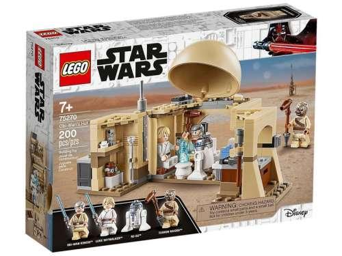 LEGO Star Wars TM 75270 Obi-Wan kunyhója